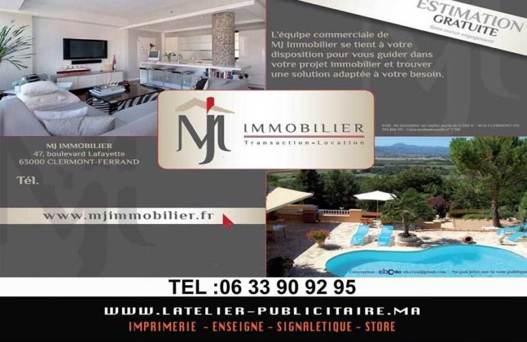 conception projet immobilier